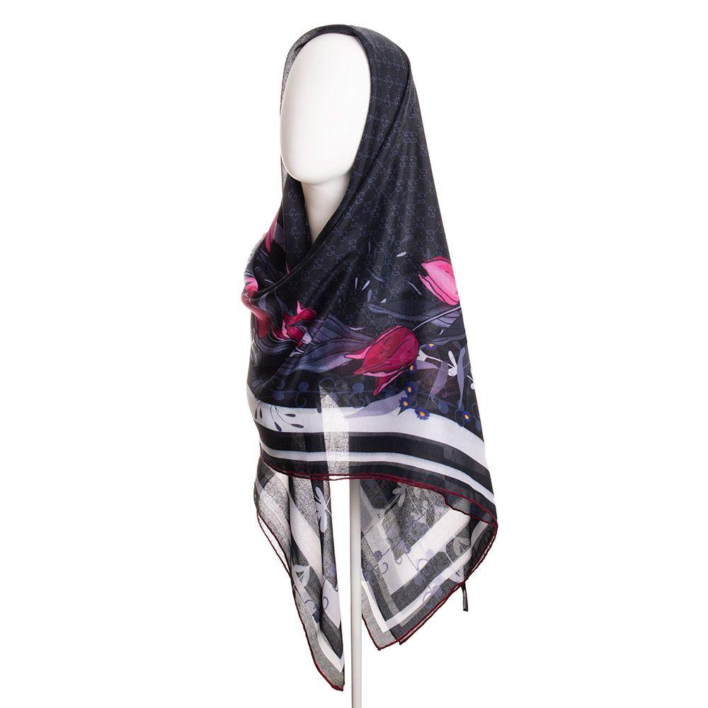 روسری زنانه نوولاشال کد 022458 -  - 2