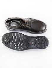 کفش روزمره مردانه فرزین کد mbb002 رنگ قهوه ای -  - 1