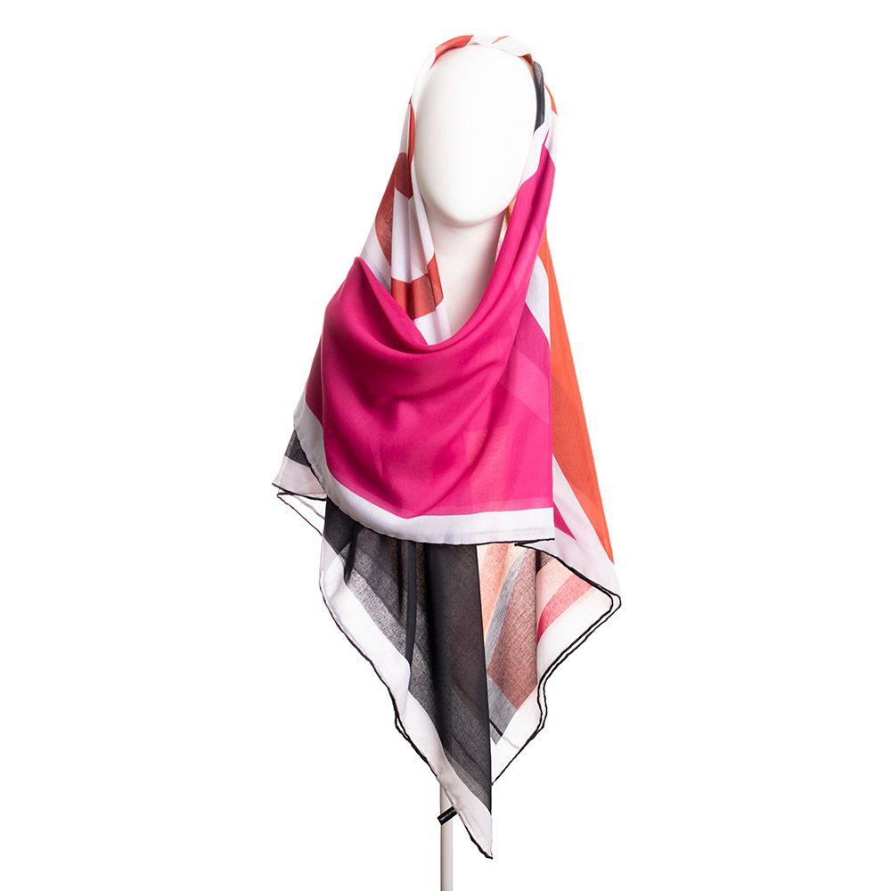 روسری زنانه نوولاشال کد 022498 -  - 1