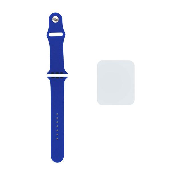 بند مدل SSLN مناسب برای اپل واچ 44 میلی متری به همراه محافظ صفحه نمایش