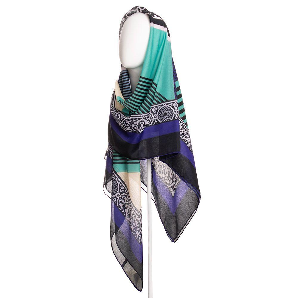 روسری زنانه نوولاشال کد 022471 -  - 2