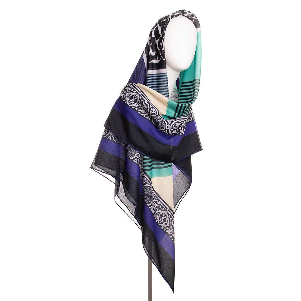 روسری زنانه نوولاشال کد 022471 -  - 3