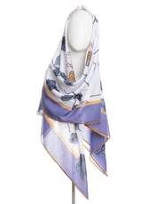 روسری زنانه نوولاشال کد 022457 -  - 1
