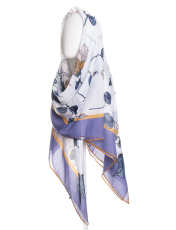 روسری زنانه نوولاشال کد 022457 -  - 2