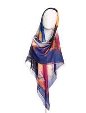 روسری زنانه نوولاشال کد 022482 -  - 1