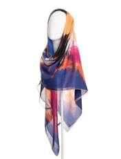 روسری زنانه نوولاشال کد 022482 -  - 2