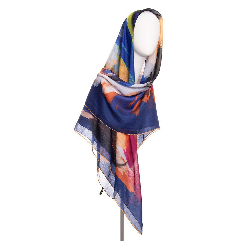 روسری زنانه نوولاشال کد 022482 -  - 3