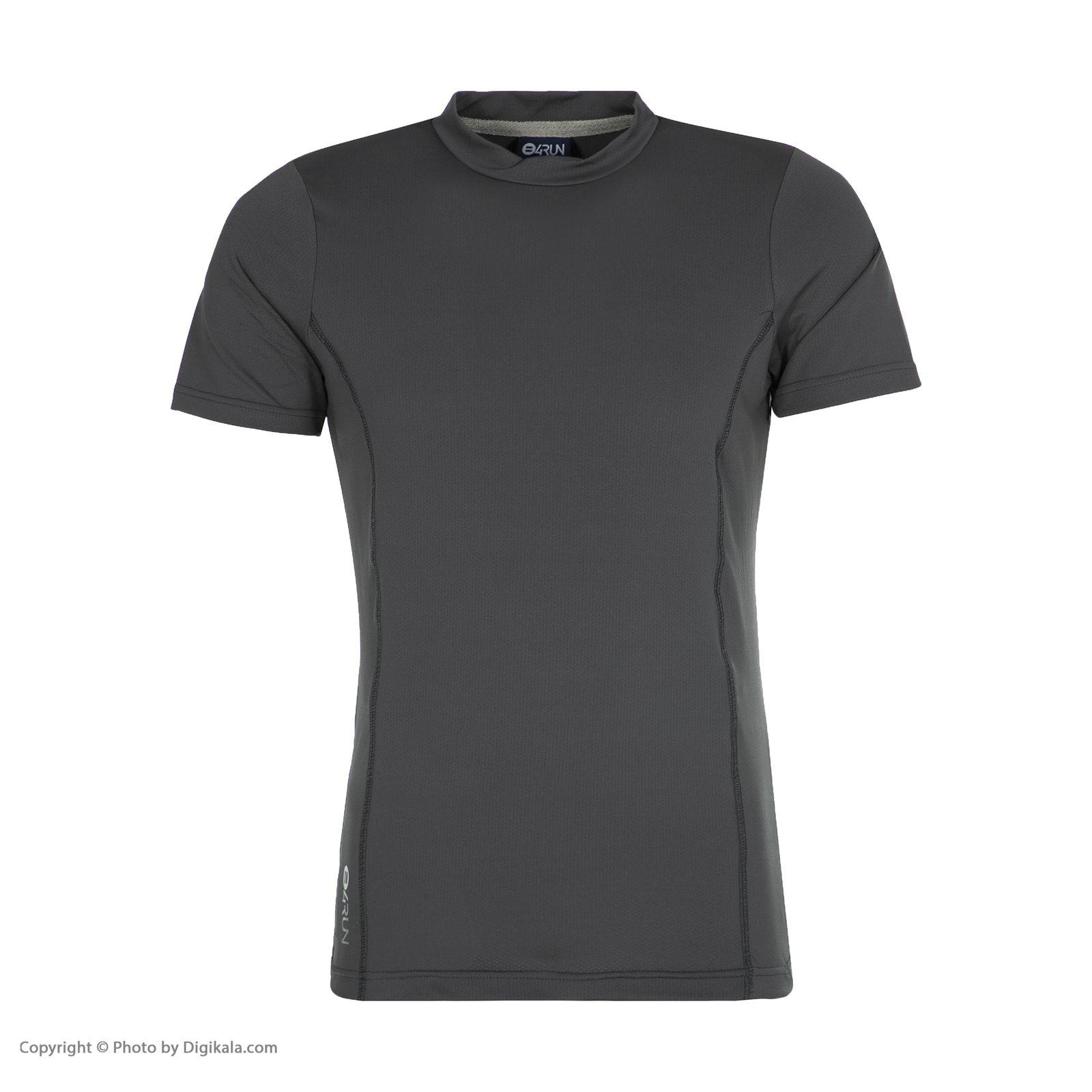 تی شرت ورزشی مردانه بی فور ران مدل 990311-94 -  - 1