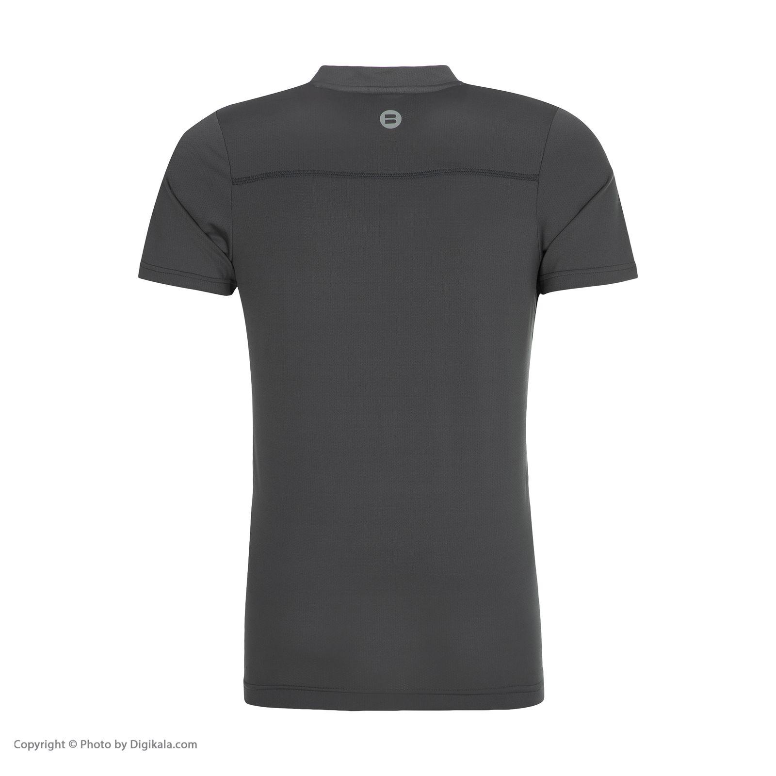 تی شرت ورزشی مردانه بی فور ران مدل 990311-94 -  - 3
