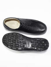 کفش روزمرهمردانه  فرزین کد gbm007 رنگ مشکی -  - 1