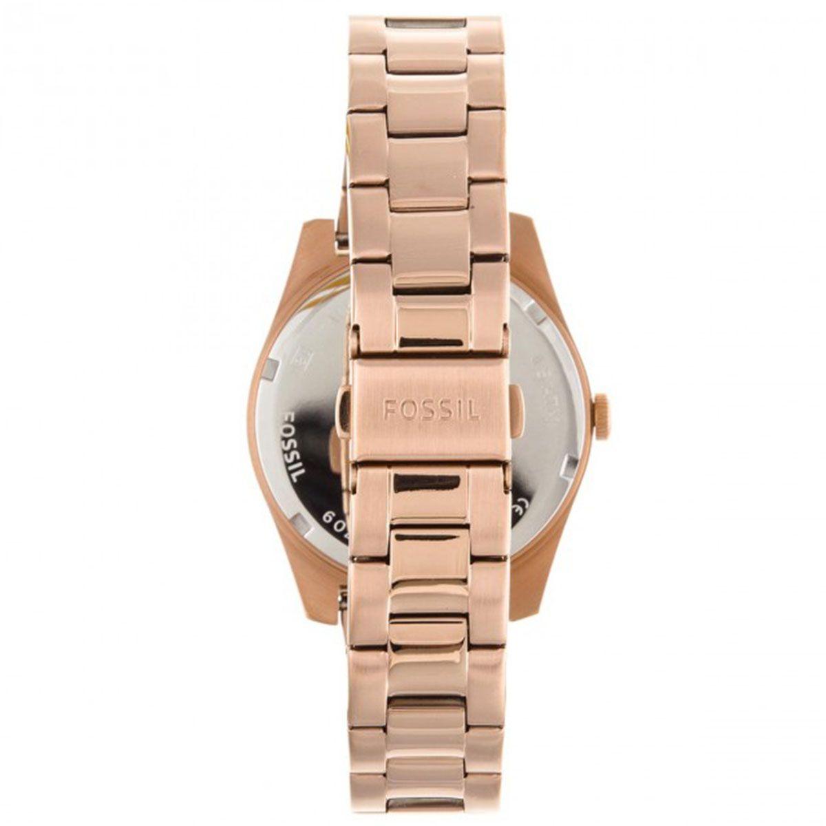 ساعت مچی عقربه ای زنانه فسیل مدل ES4315 -  - 2