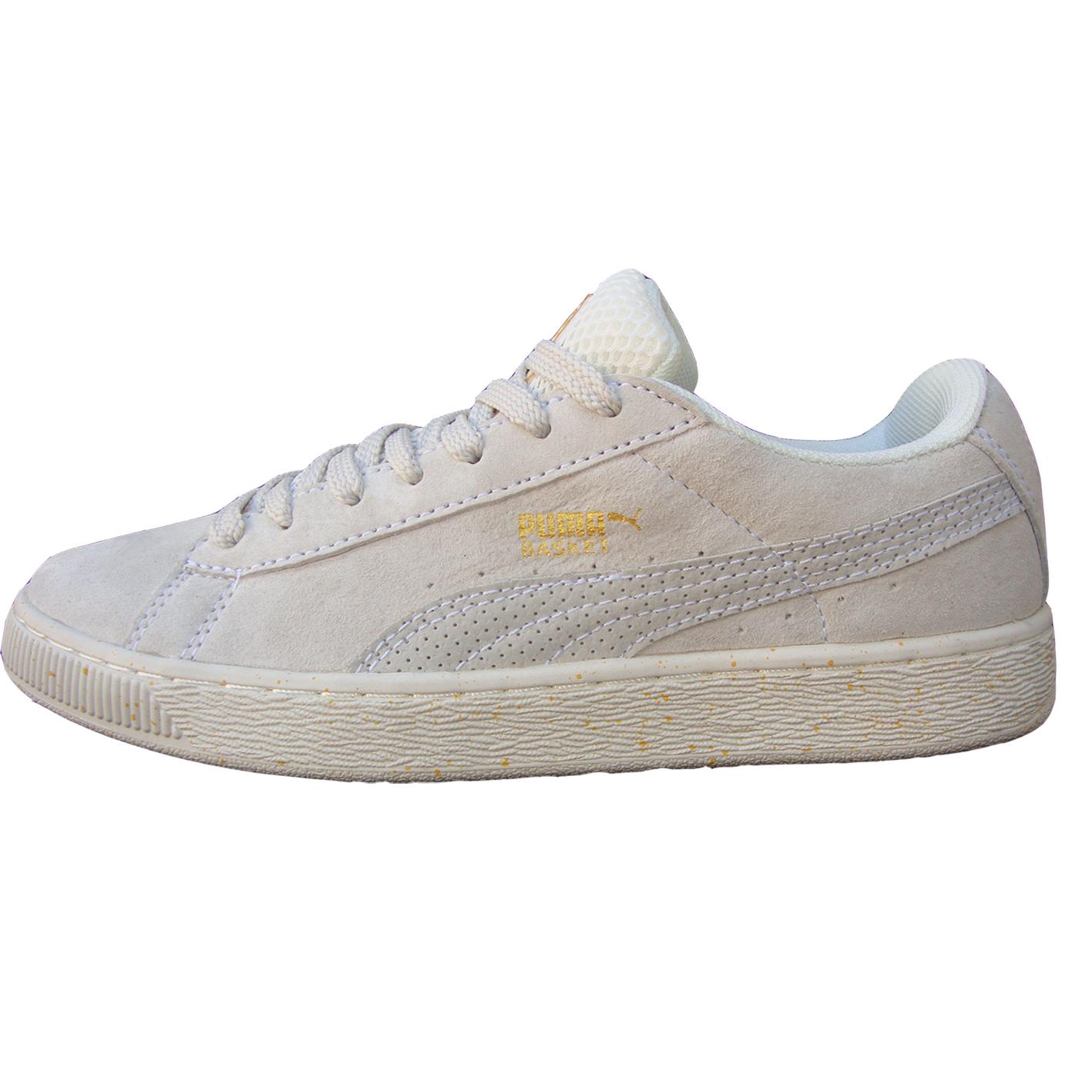 کفش راحتی مردانه پوما مدل  Basket 36147503