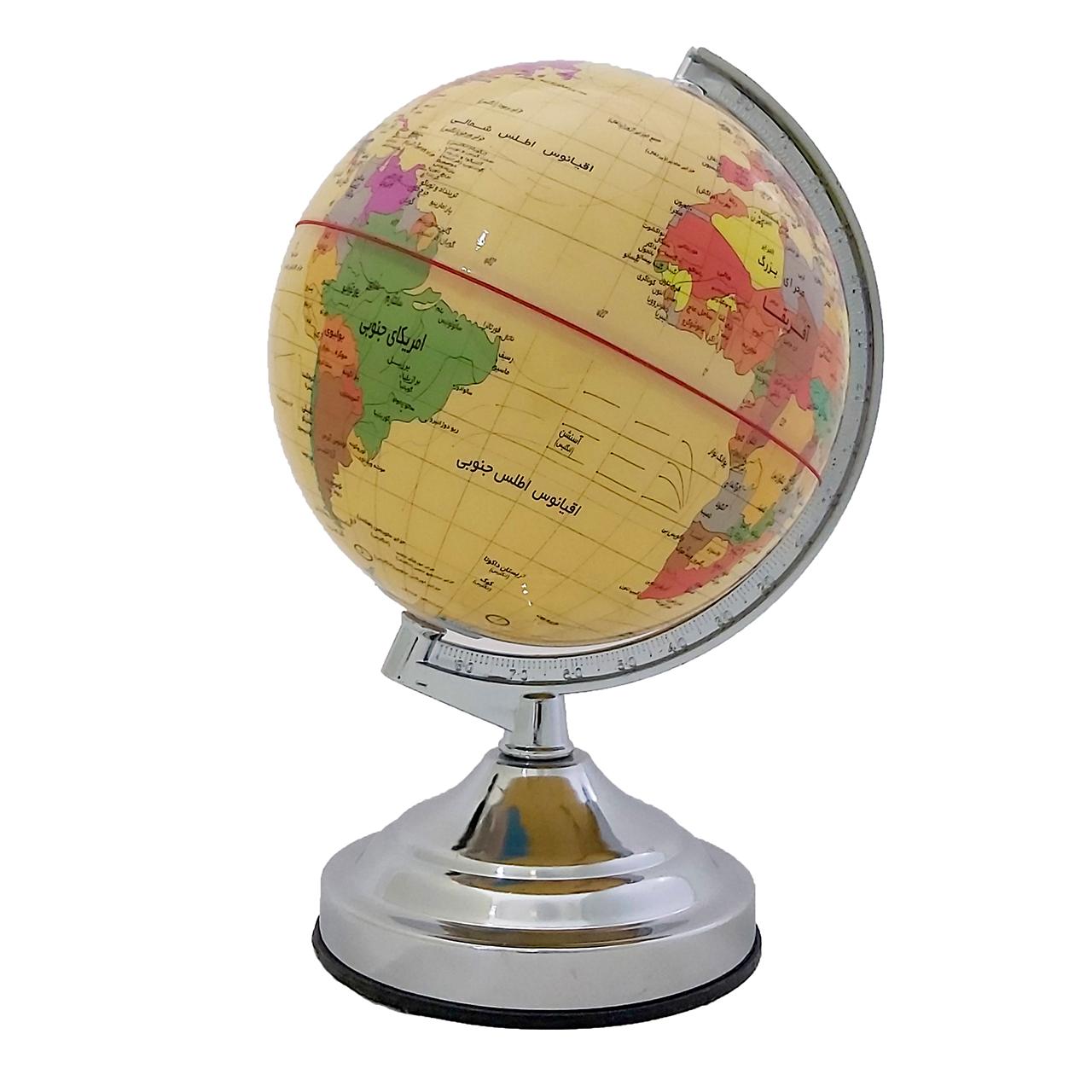 قیمت خرید کره جغرافیایی مدل Globe 20 اورجینال