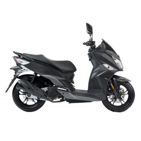 موتورسیکلت اس وای ام مدل J200 حجم 197 سی سی سال 1399