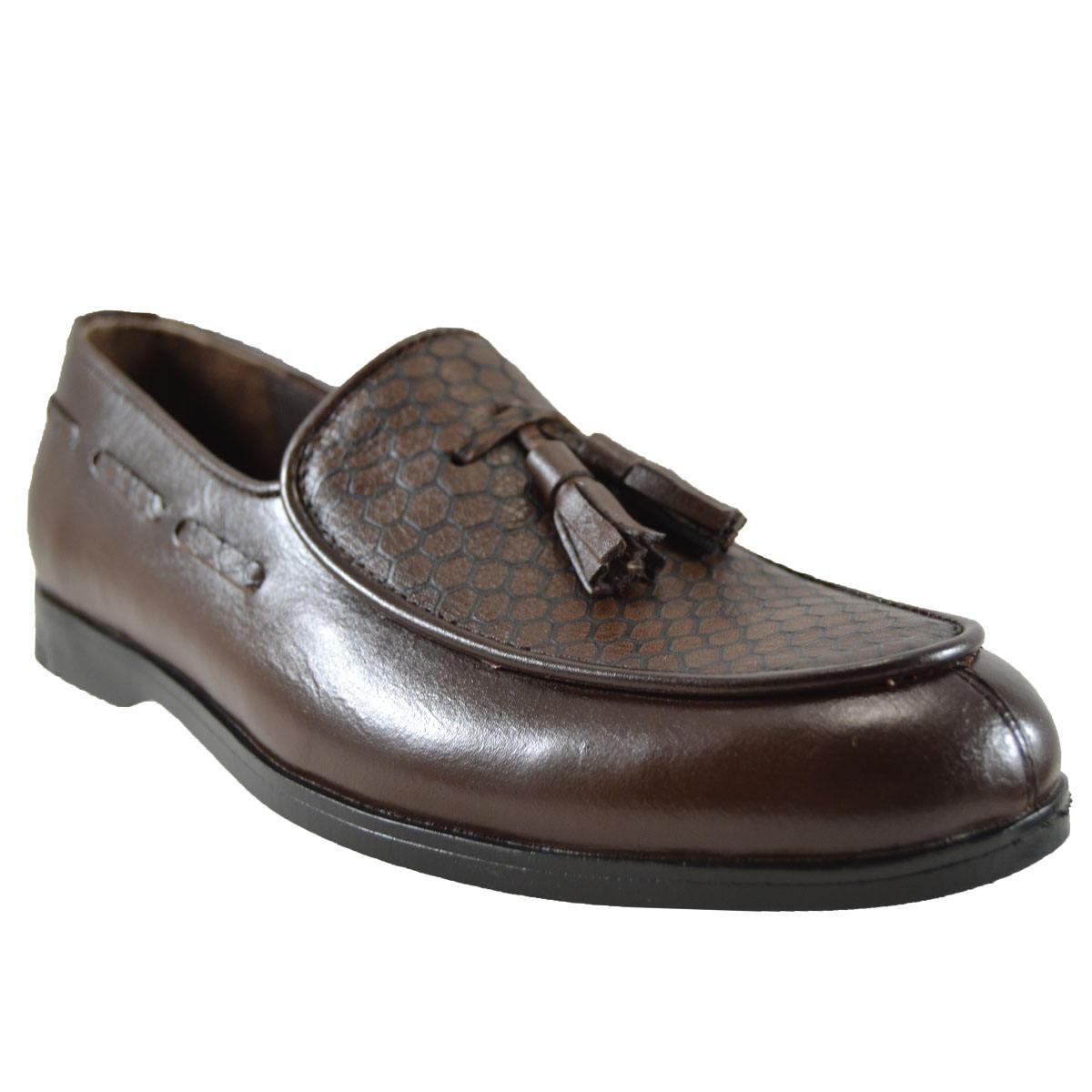 کفش روزمره مردانه کد 266 -  - 6