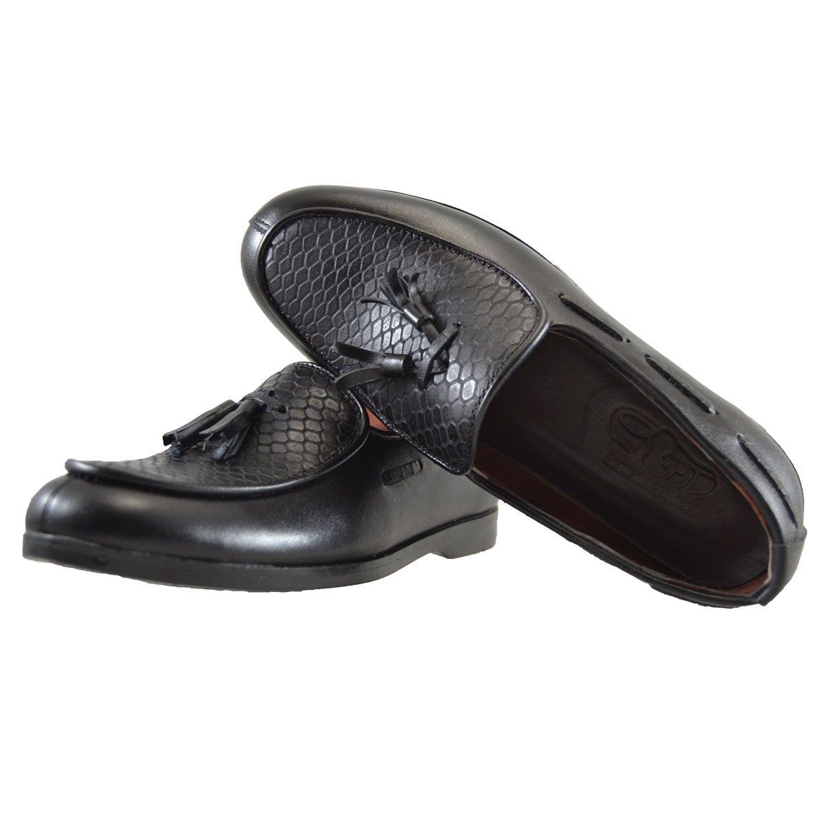 کفش روزمره مردانه کد 266 -  - 4