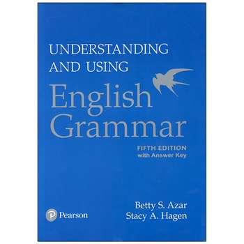 کتاب Understanding and Using Engish Grammer اثر  Betty Azar انتشارات Pearson