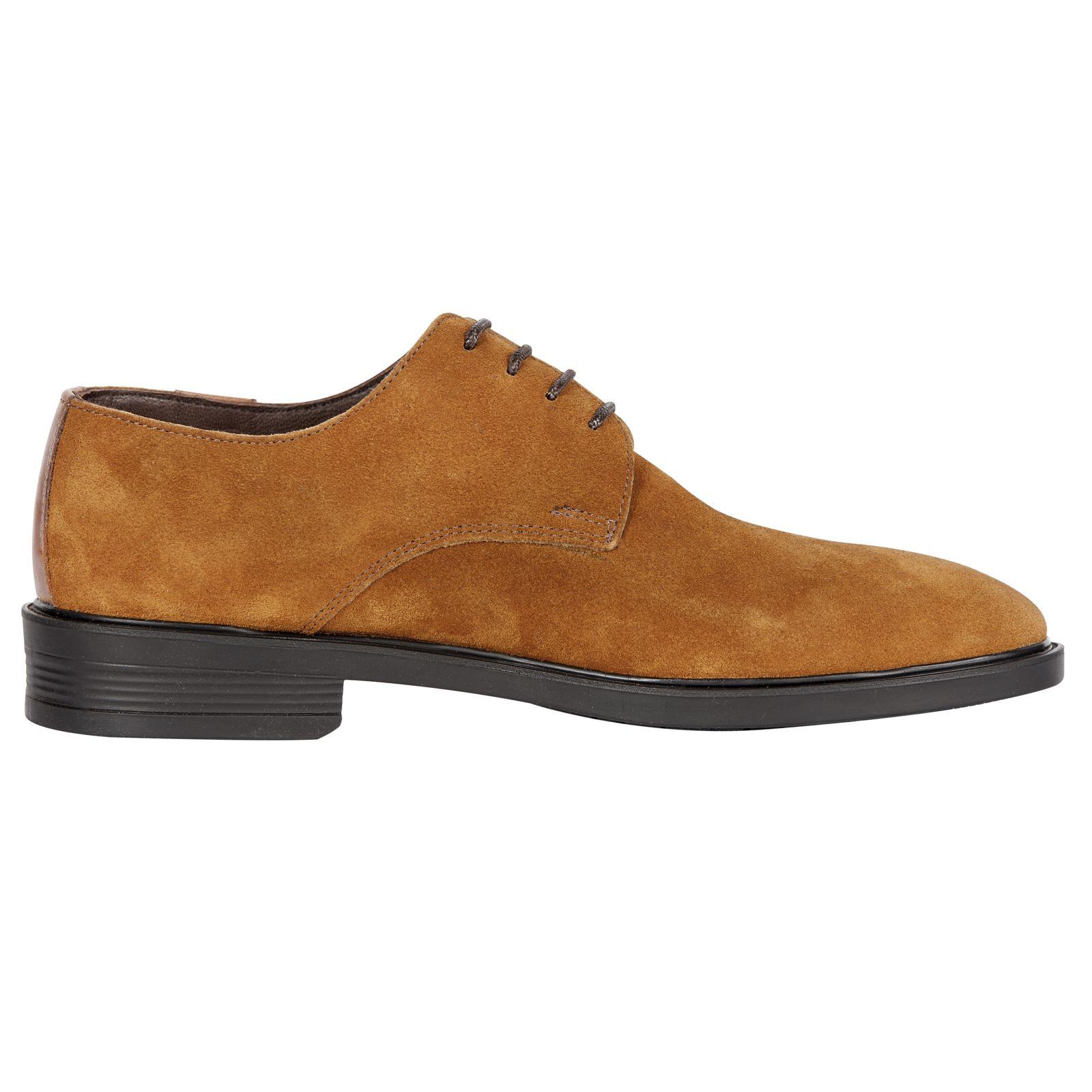 کفش مردانه فری مود کد 1811 رنگ عسلی -  - 3