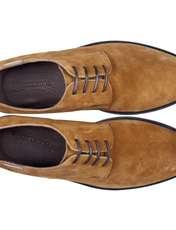 کفش مردانه فری مود کد 1811 رنگ عسلی -  - 2