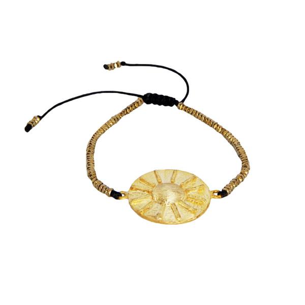 دستبند نقره زنانه کد 425
