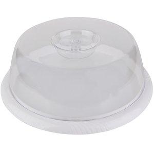 ظرف سرو کیک یکبار مصرف مدل ST11