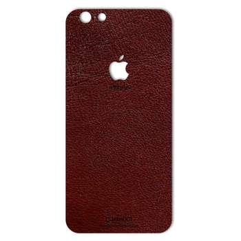 برچسب تزئینی ماهوت مدل Natural Leather مناسب برای گوشی iPhone 6/6s