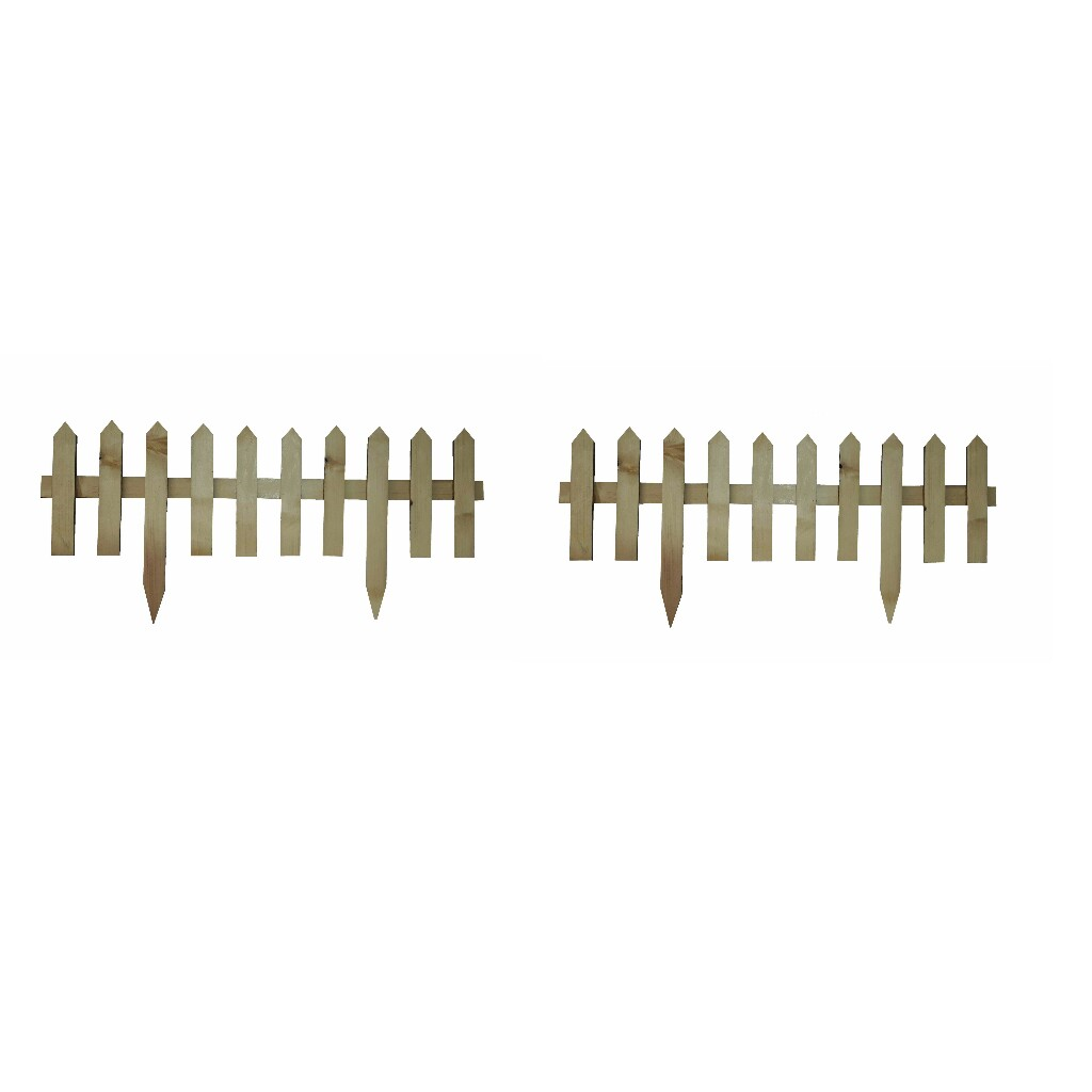 حصار باغچه مدل 21113 بسته ۲ عددی