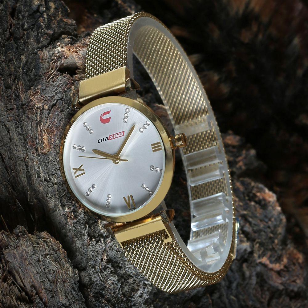 ساعت مچی عقربه ای زنانه چاکسیگو مدل CH 2360 - TA-SE -  - 1