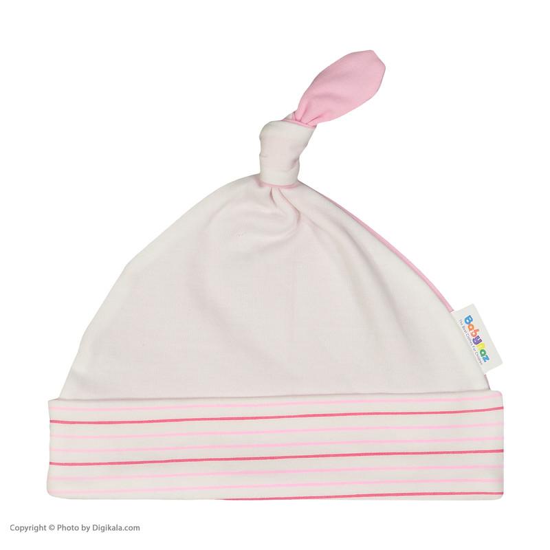 کلاه نوزادی بی بی ناز مدل 1501145