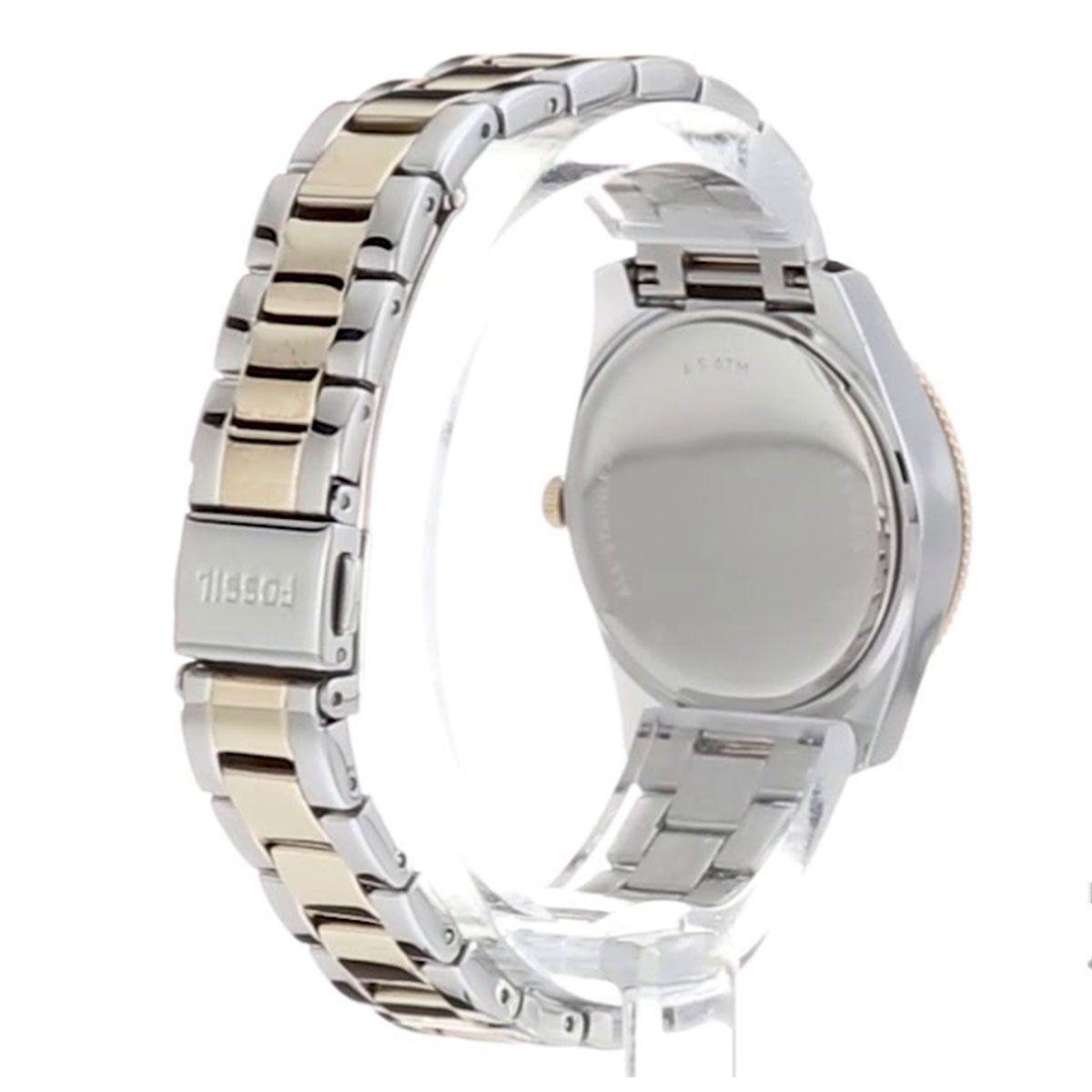 ساعت مچی عقربه ای زنانه فسیل مدل ES4319 -  - 1