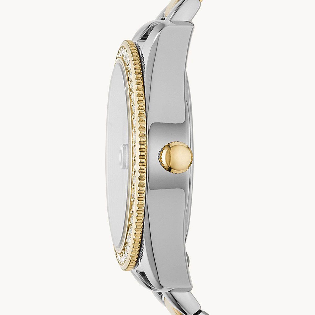 ساعت مچی عقربه ای زنانه فسیل مدل ES4319 -  - 2