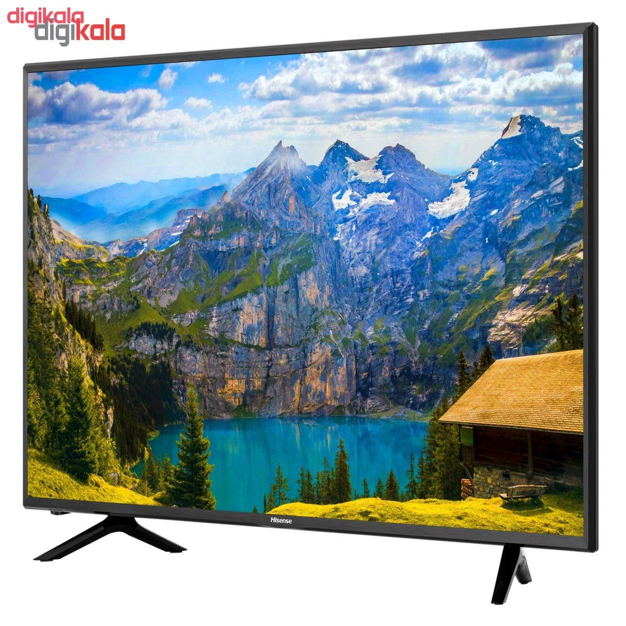 تلویزیون ال ای دی هایسنس مدل N3000UW سایز 55 اینچ main 1 1