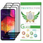 محافظ صفحه نمایش تراستکتور مدل GSS مناسب برای گوشی موبایل سامسونگ Galaxy A50 بسته 3 عددی thumb