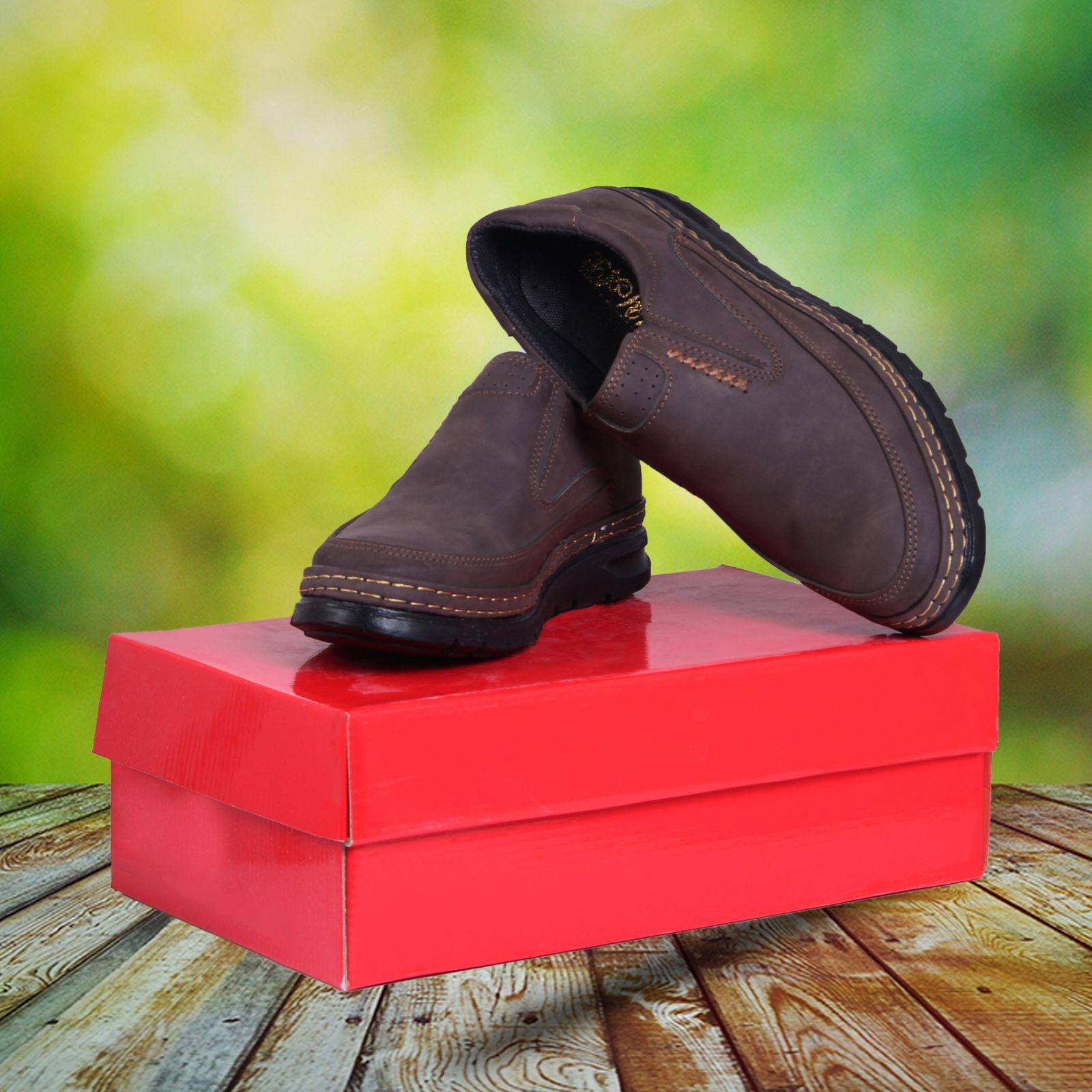 کفش روزمره مردانه کد 3-39973 -  - 5