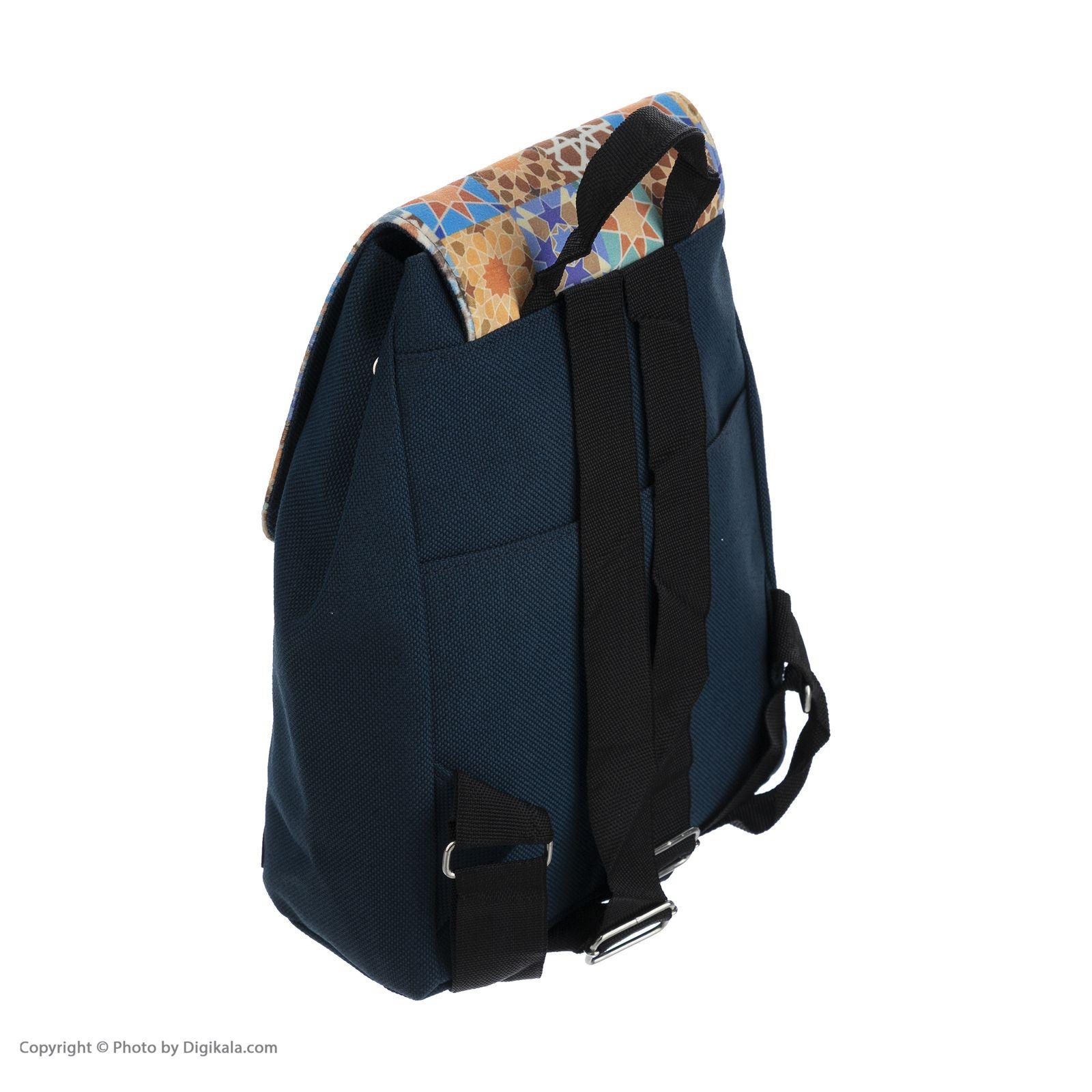 کوله پشتی زنانه میو مدل MBPM123-1 -  - 5