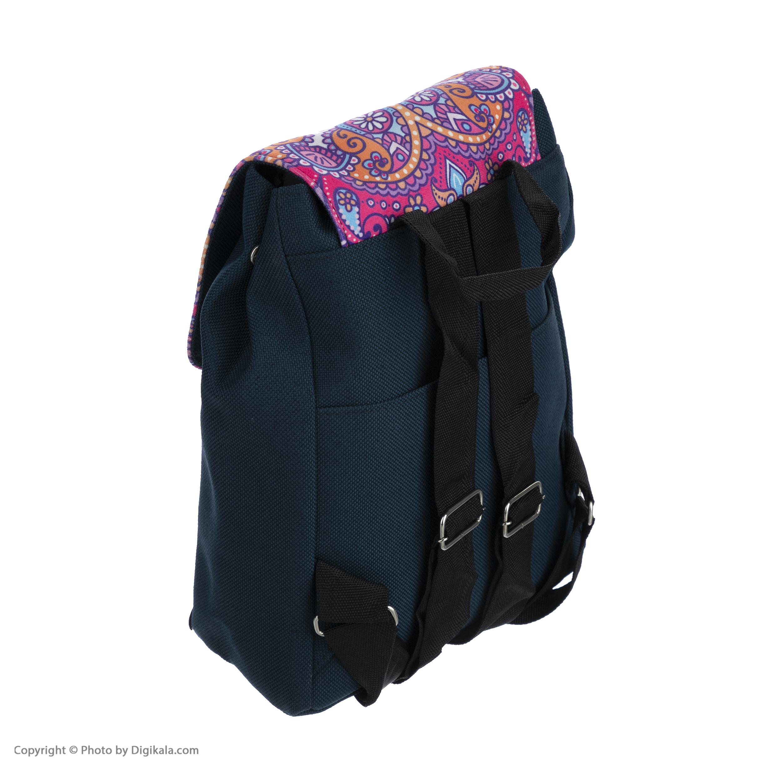 کوله پشتی زنانه میو مدل MBPM105 -  - 3