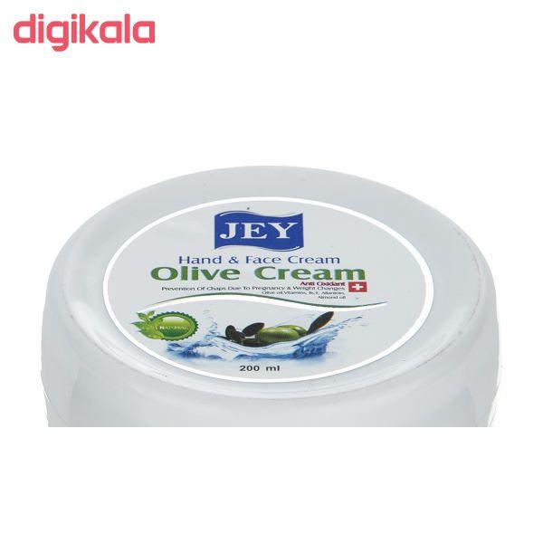 کرم ترمیم کننده جی مدل olive cream حجم 200 میلی لیتر main 1 3
