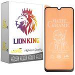 محافظ صفحه نمایش مات لاین کینگ مدل LKFCM مناسب برای گوشی موبایل شیائومی Redmi Note 8 thumb