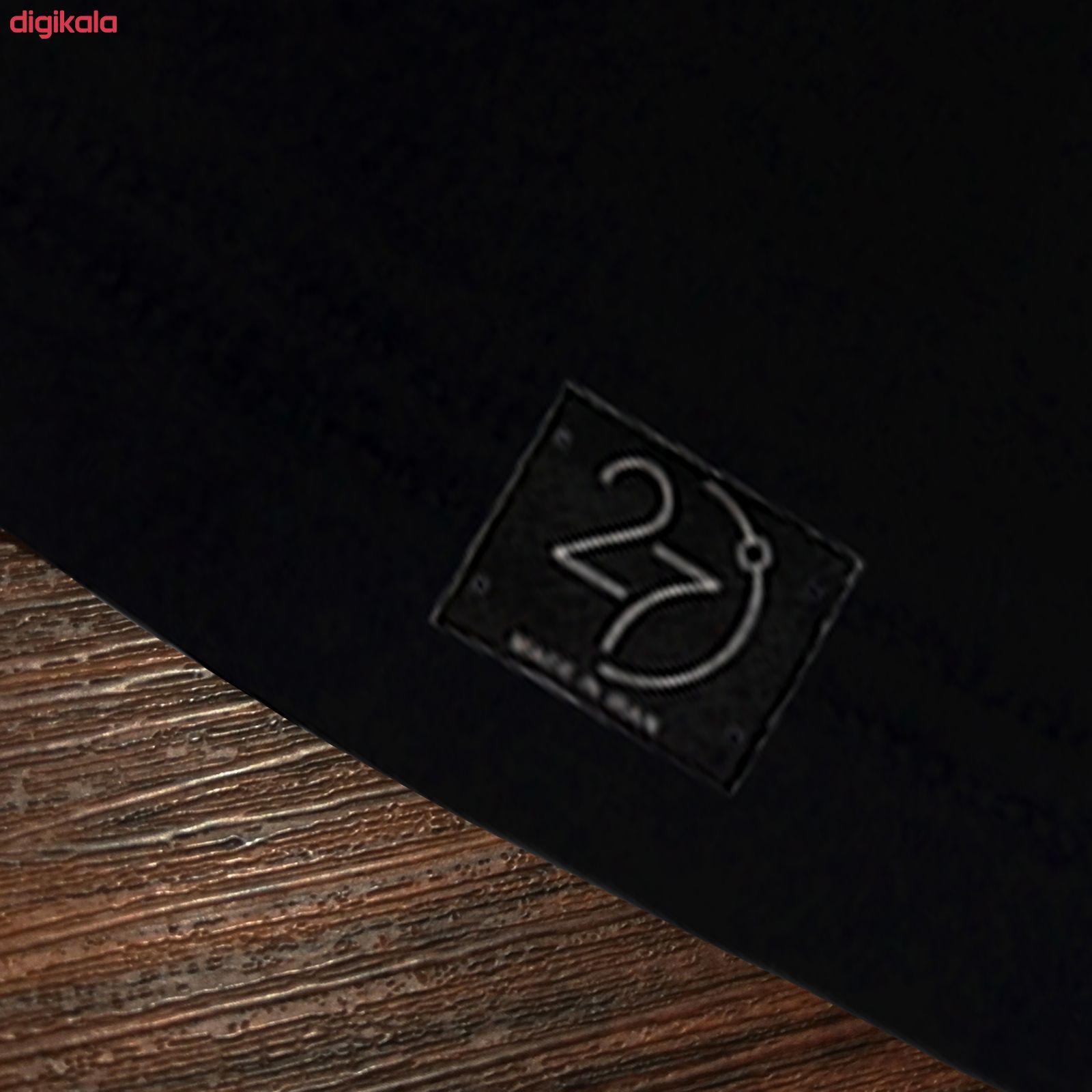 تی شرت آستین کوتاه مردانه 27 طرح World کد TR02 رنگ مشکی main 1 3