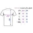 تی شرت آستین کوتاه مردانه 27 طرح عقاب کد TR05 رنگ مشکی thumb 4