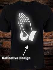 تی شرت آستین کوتاه مردانه 27 طرح دست کد TR06 رنگ مشکی -  - 1