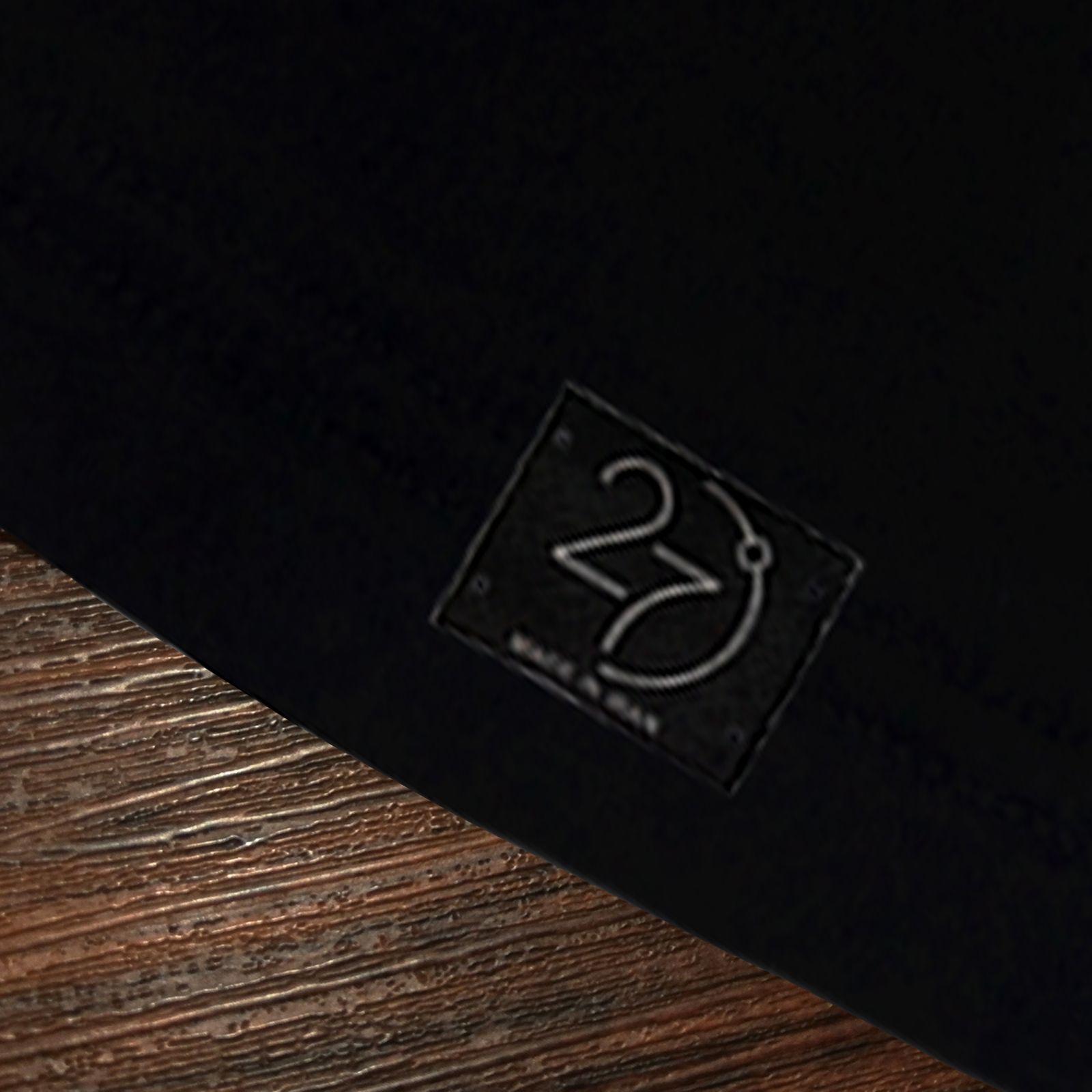 تی شرت آستین کوتاه مردانه 27 طرح دست کد TR06 رنگ مشکی -  - 3