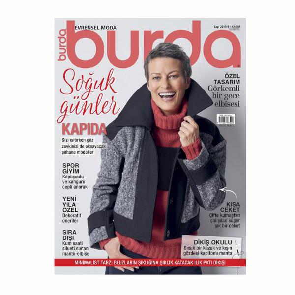 مجله burda نوامبر 2019