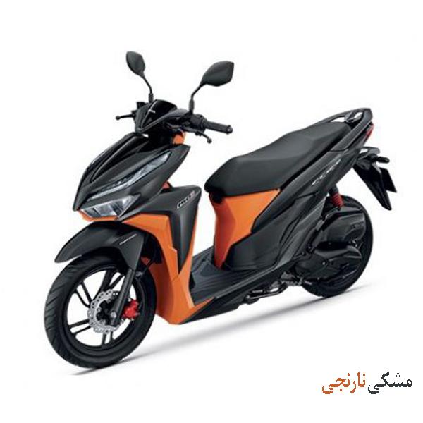 موتورسیکلت هوندا مدل کلیک i150 سی سی سال 1399 main 1 5