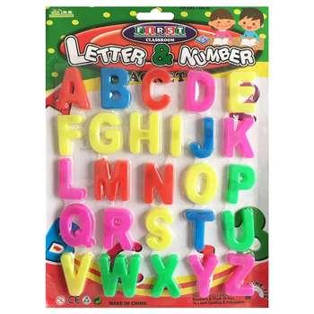 بازی آموزشی طرح حروف انگلیسی کدM1