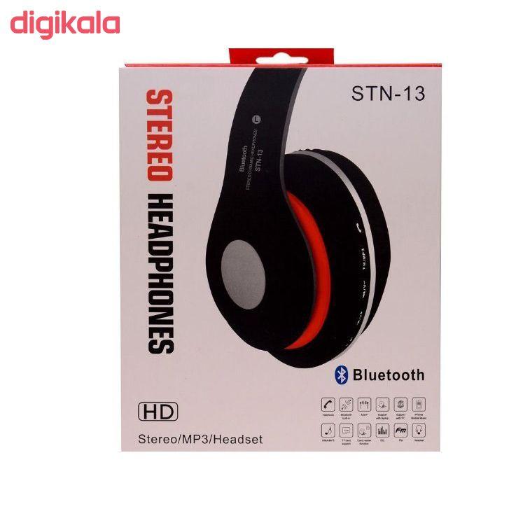 هدفون بی سیم مدل STN-13 main 1 7