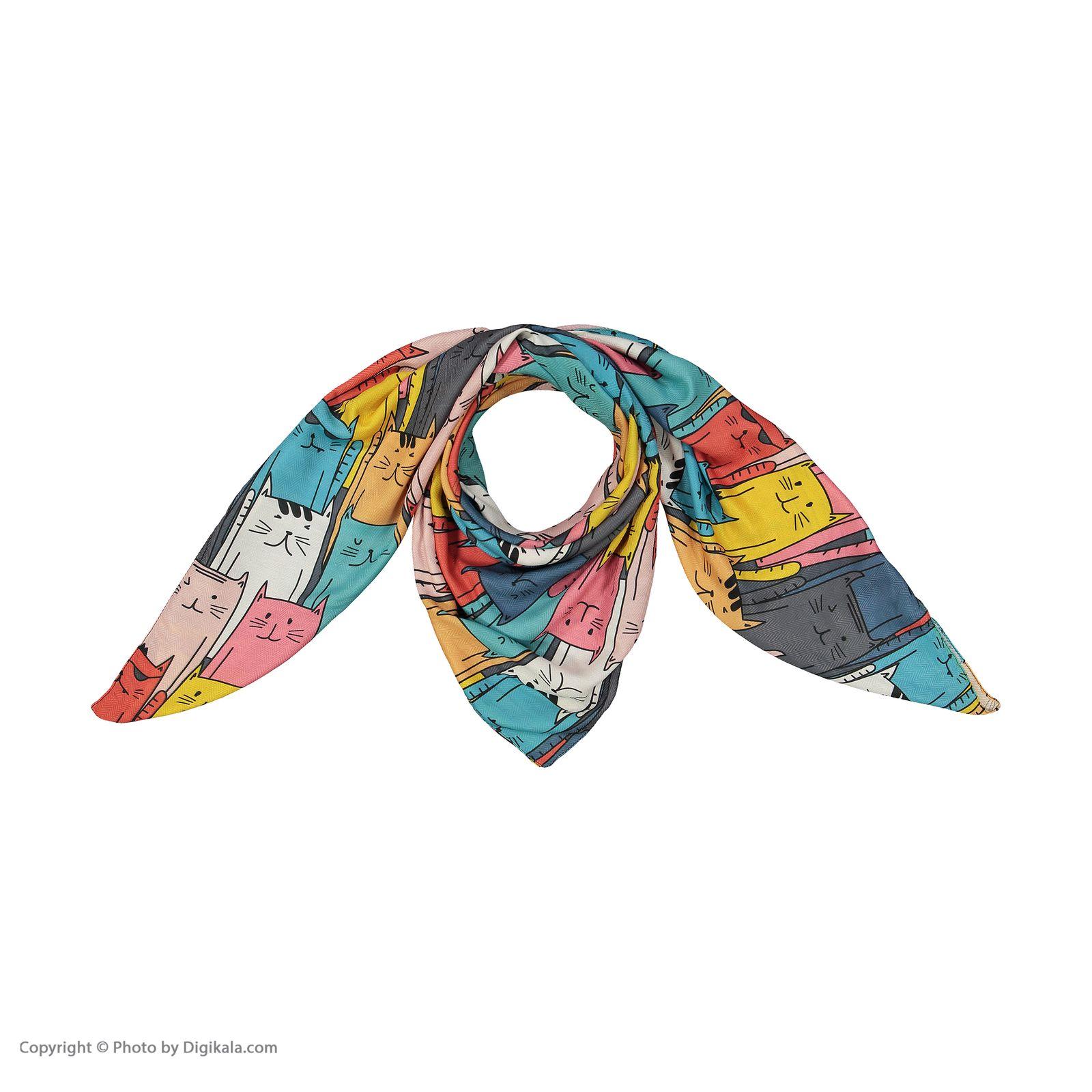 روسری زنانه میو مدل MSC147 -  - 1