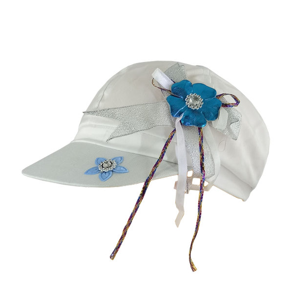 کلاه کپدخترانه کد MN266