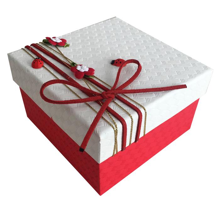 جعبه هدیه طرح گل کد M.PINE