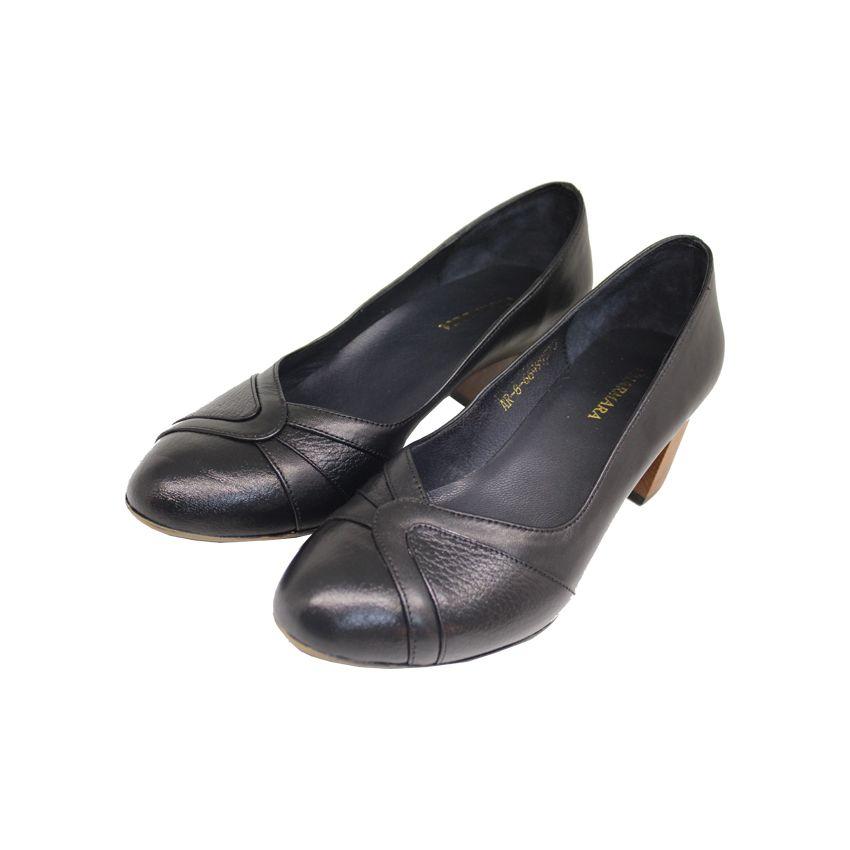 کفش زنانه چرم آرا مدل sh010 -  - 5